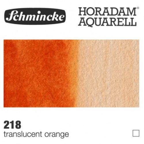 Arancio Trasparente - 218