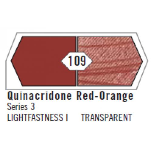 Rosso arancio Quinacridone 109