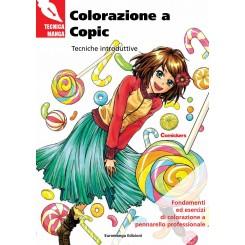 Colorazione a Copic