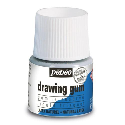 Drrawing Gum