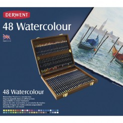 Derwent Watercolor 48