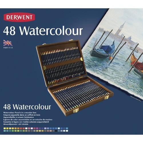 Derwent Watercolor 48