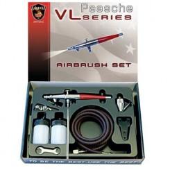 Aerografo Paasche VL doble action set