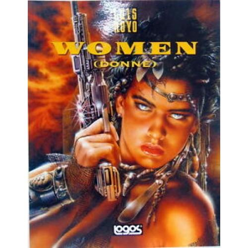 Women Louis Royo