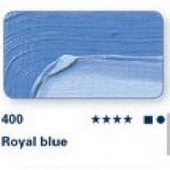 400 Blu reale