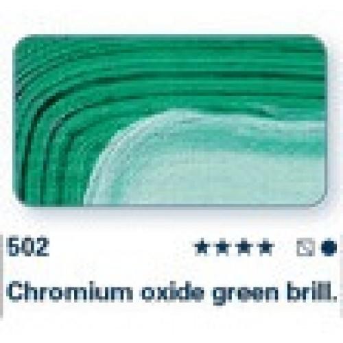 502 Verde Ossido di Cromo brill.