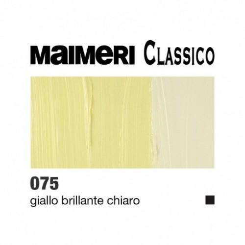 075 Giallo brillante Chiaro