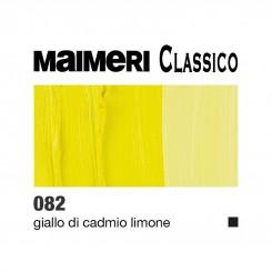 082 Giallo di cadmio Limone