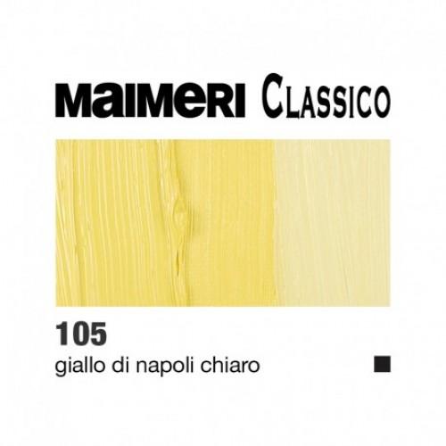 105 Giallo di Napoli chiaro