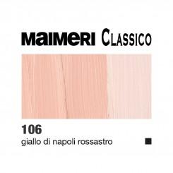 106 Giallo di Napoli rossastro