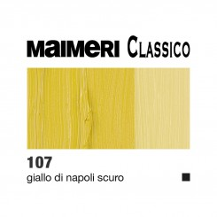 107 Giallo di Napoli scuro