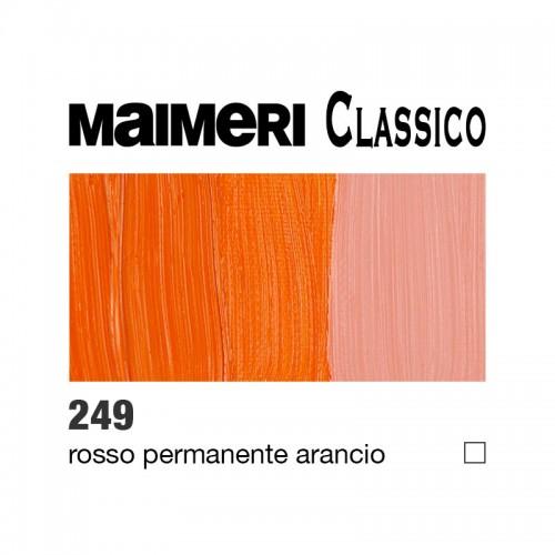 249 Rosso permanente arancio