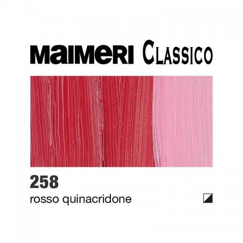 258 rosso quinacridone
