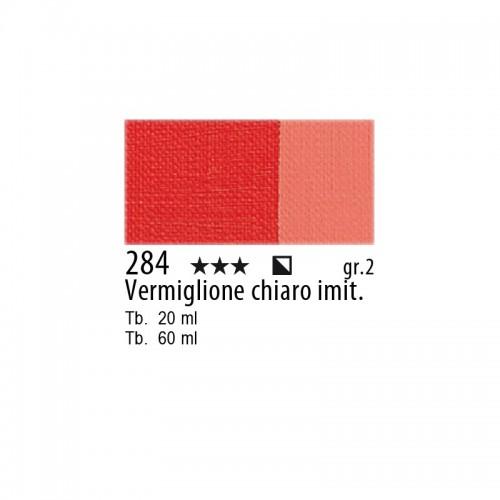 284 Vermiglione chiaro imit.