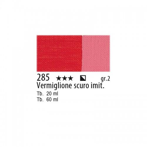 285 Vermiglione scuro imit.