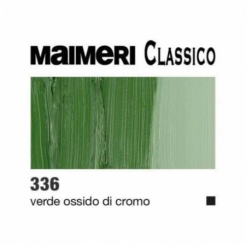 336 Verde ossido di cromo