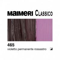 465 Violetto permanente rossastro