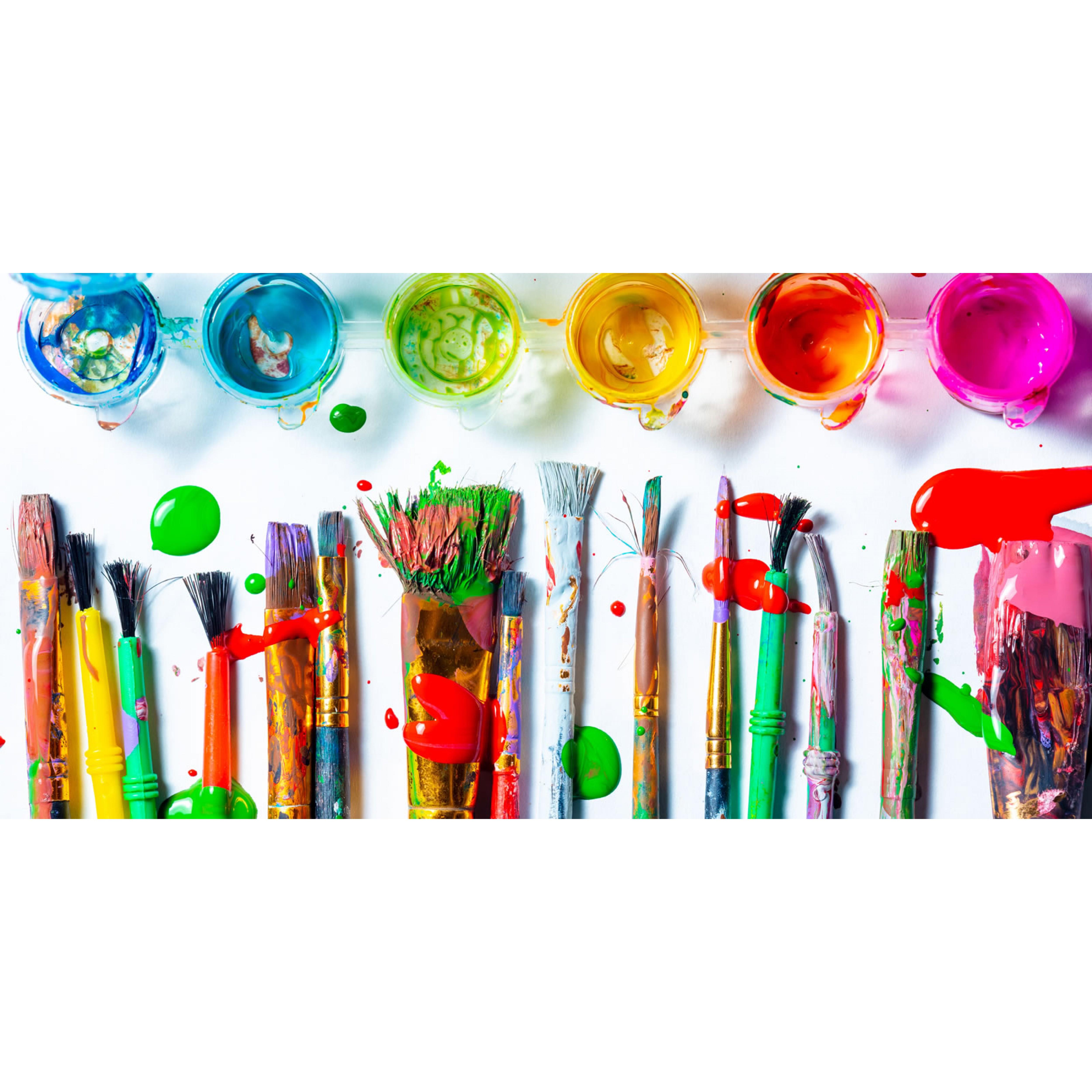 Colori, Pennelli e Accessori