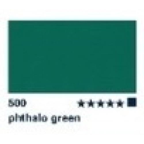 500, Verde Ftalo
